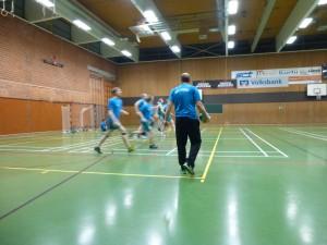 1. Herren gegen Ottersberg warmup